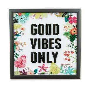 quadro-good-vibes-only